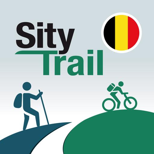 SityTrail Topo IGN Belgique NGI Belgie