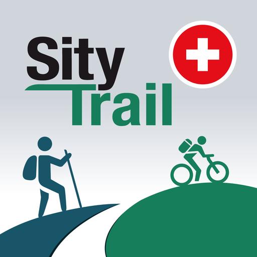 SityTrail Topo Swisstopo