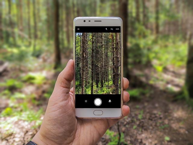 Photographie avec un smartphone en 2017
